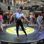 Manchester Arndale Shopping Centre / Revolving Stage / Rental