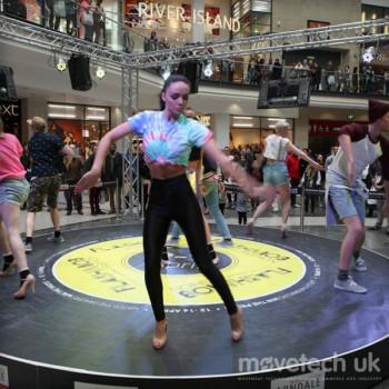 Manchester Arndale Shopping Centre / Revolving Stage / Rental