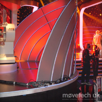 The National Lottery / Revolving Stage / Rental