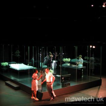 English National Opera House / Revolving Stage / Rental