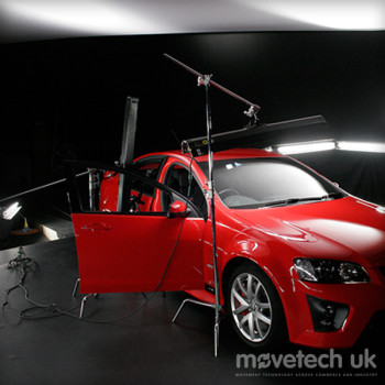 BBC Top Gear / Revolving Stage / Rental